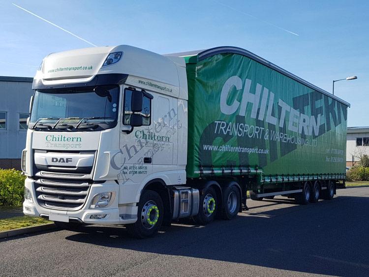 Chiltern Transport Trailer